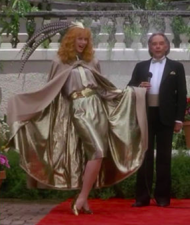 Hump Day Happy: Every Outfit Shelley Long Wears in Troop Beverly Hills
