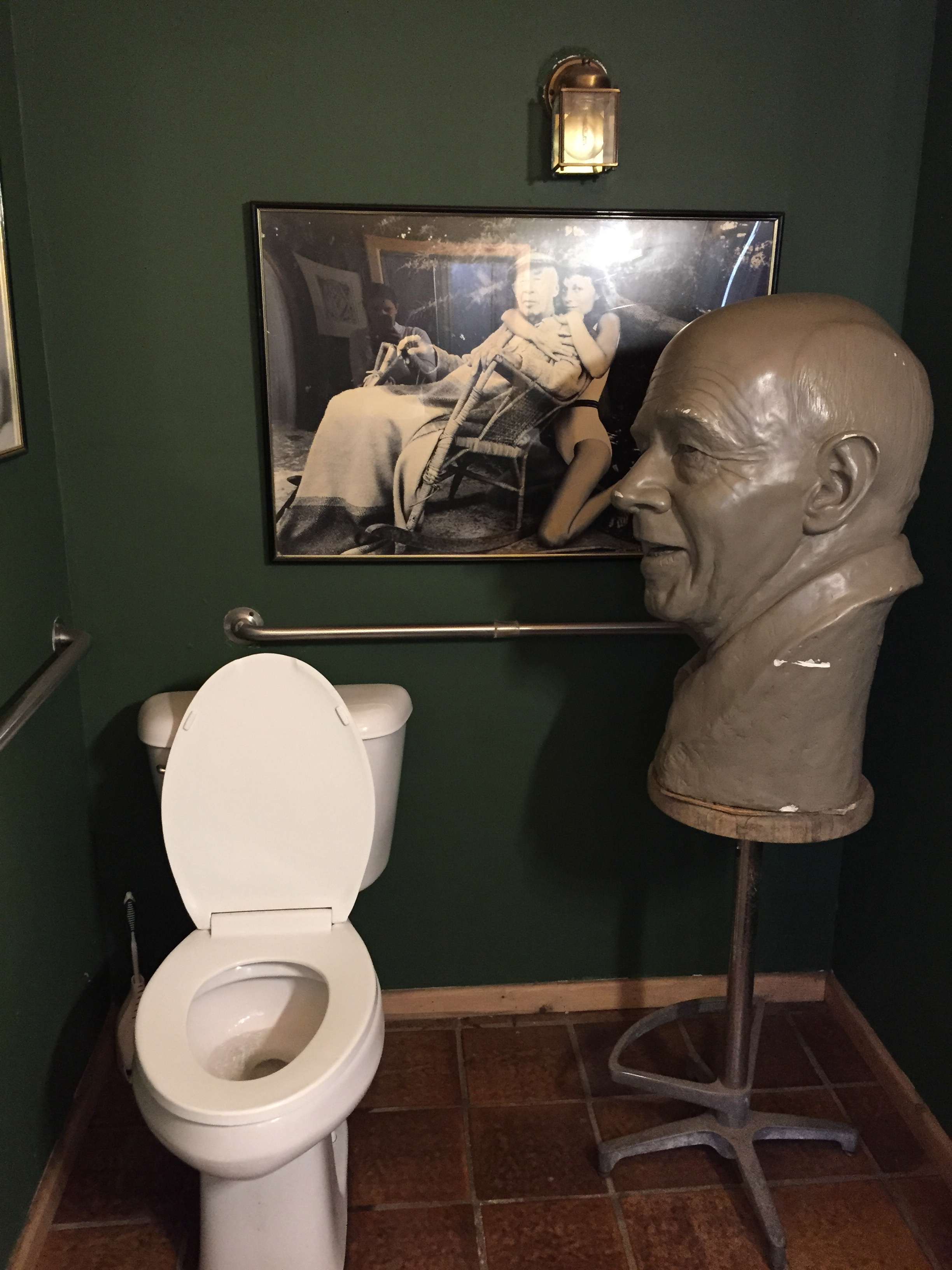 Henry Miller potty approval