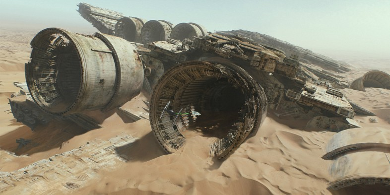 star-wars-7-force-awakens-jakku-tie-fighter